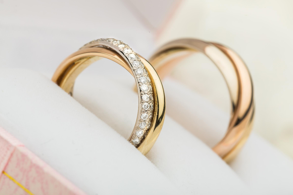 Buy Affordable Wedding Rings