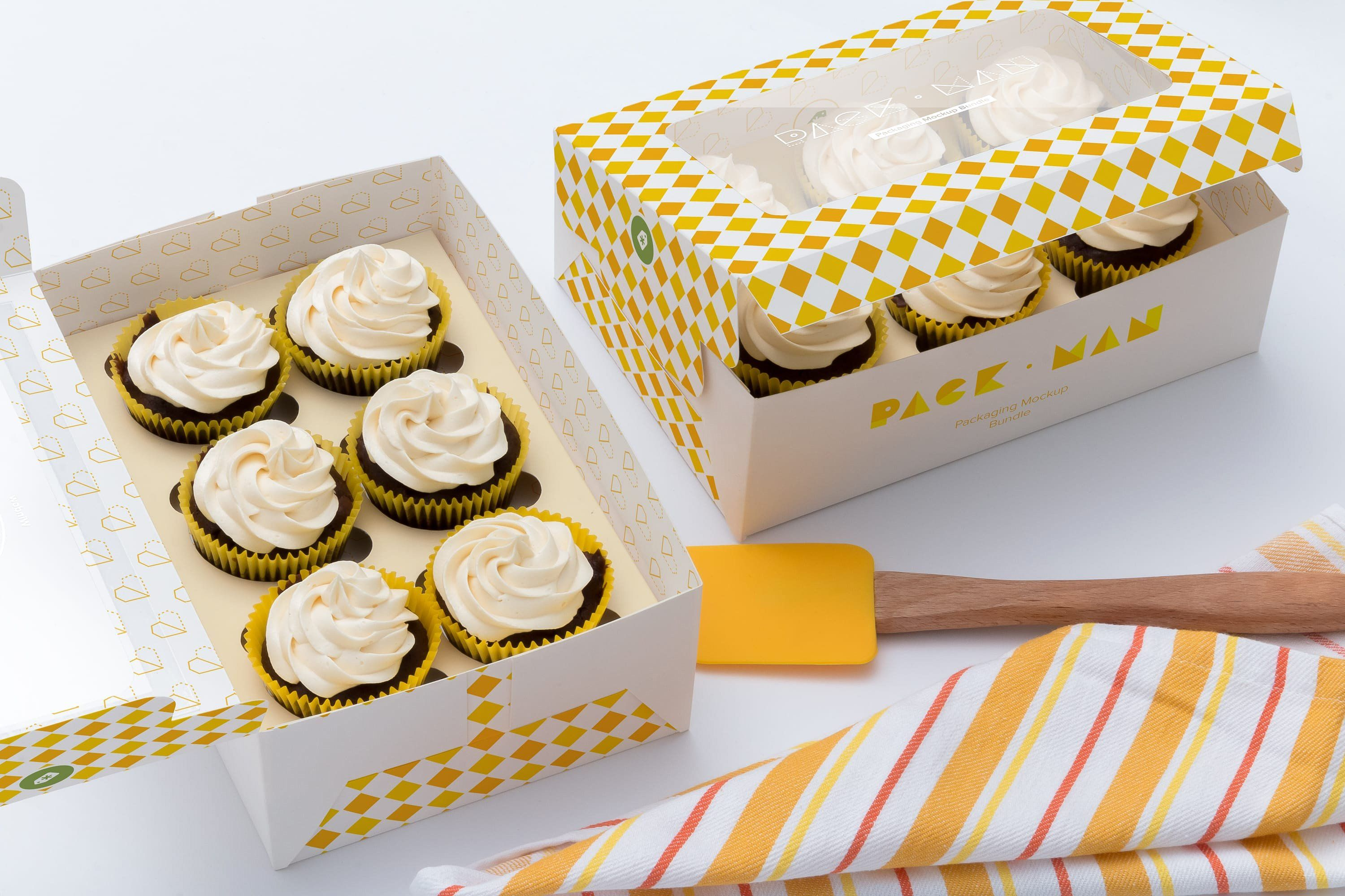 4 Benefits of Using Custom Cupcake Packaging Boxes for Your Business