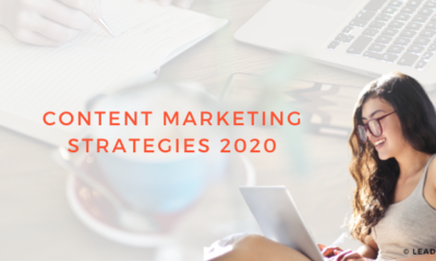 Content marketing strategies 2020