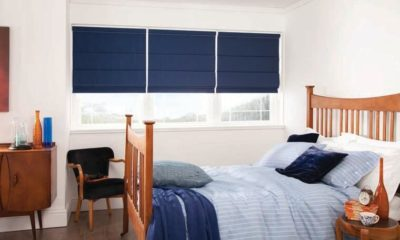 Custom Roman Blinds Measures
