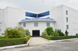 Cv raman university in bihar