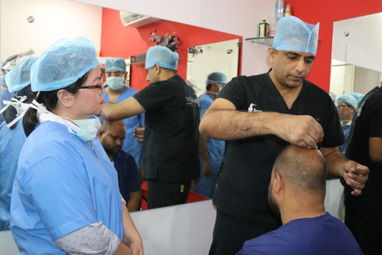 A Guide to the Hair Transplant Cost and Success Rate in Faridabad India