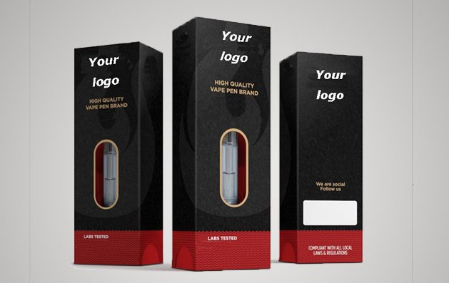 Enhance the appeal of vape cartridge packaging box to make more customers