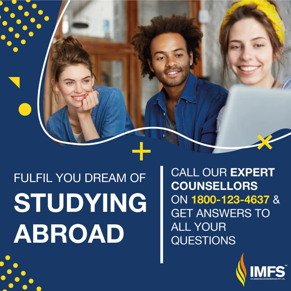 Why Do You Need A Study Abroad Education Counsellor? Know with Imfs