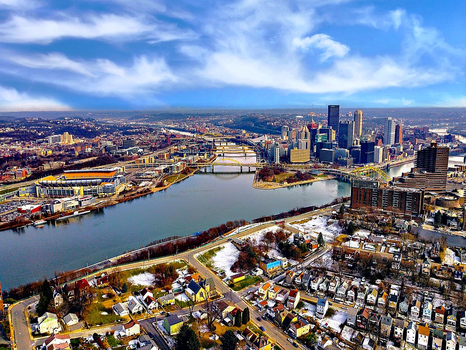 Pittsburgh – A City Built With Rivers and Bituminous Coal