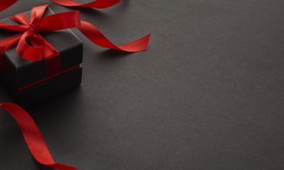 ribbon gift boxes