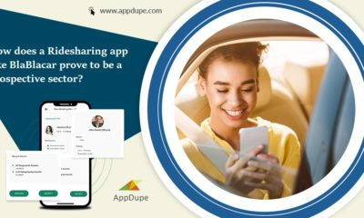 App Like BlaBlacar Prove to Be a Prospective Sector