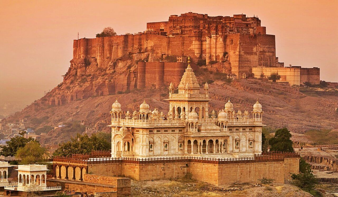 Fort and Palaces Rajasthan