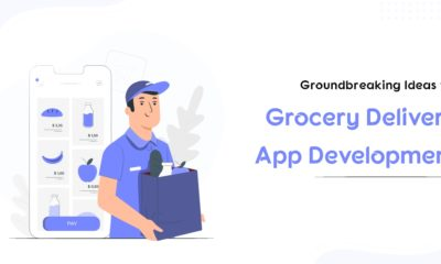 Groundbreaking Ideas for Grocery Delivery App Development