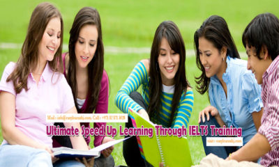 IELTS review in Sharjah