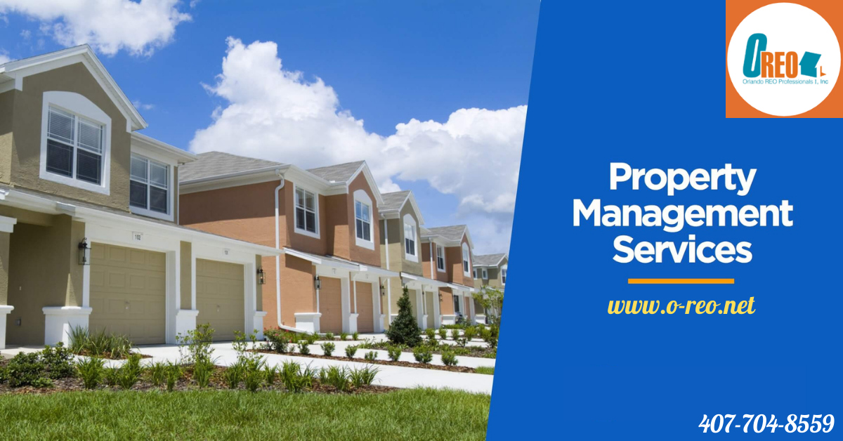 Orlando Property Management | Let Us Manage Your Property