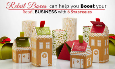 Retail Boxes can help you Boost your retail busine