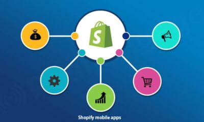 Shopify mobile app builder
