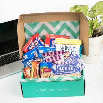 Snack Boxes Gifts
