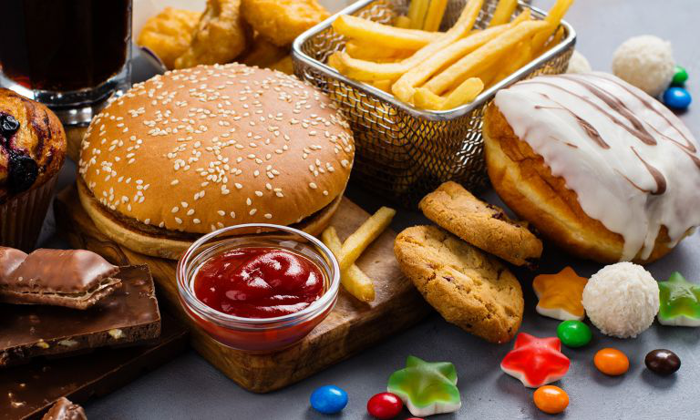 You are taking too many refined carbs before bed