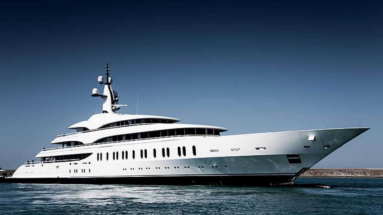World's 5 Most Expensive Luxury Super Yachts