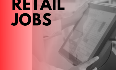 retail jobs in New Zealand