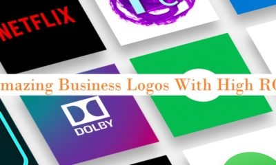 10 Amazing Business Logos With High ROI