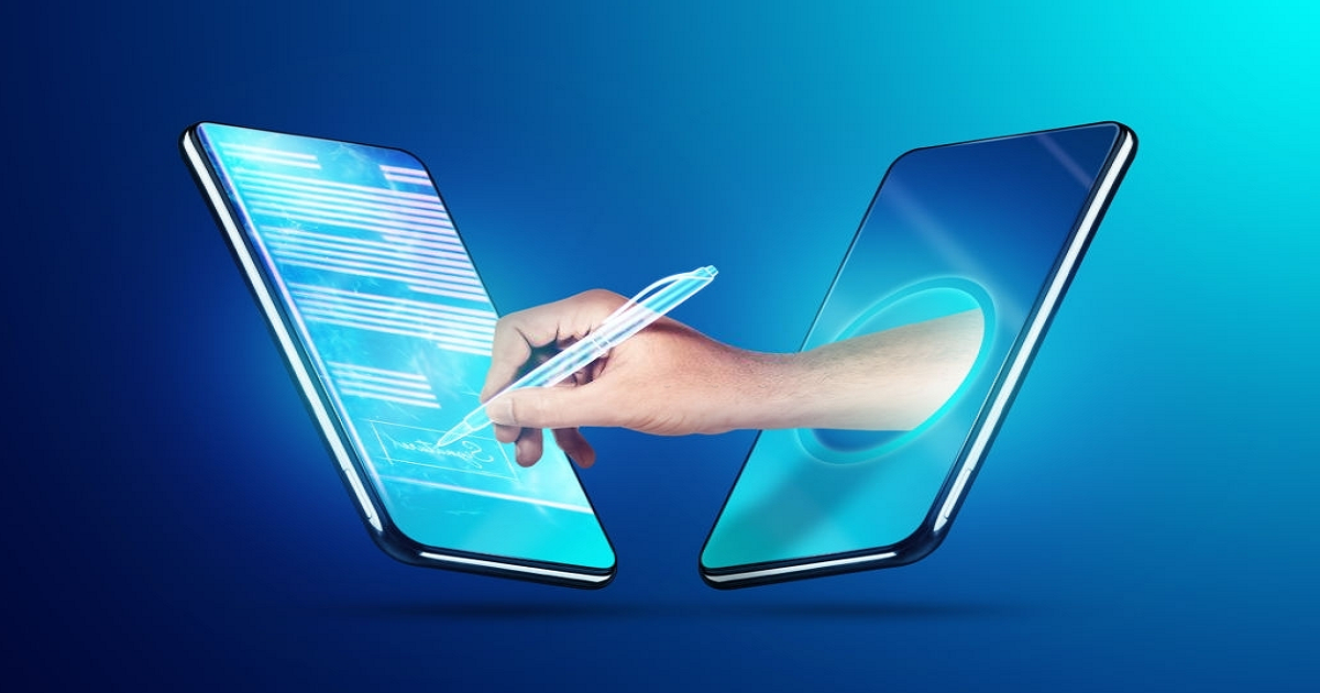 Identifying the objectives of digital signatures for businesses