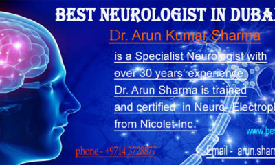 Best neurologist Dubai