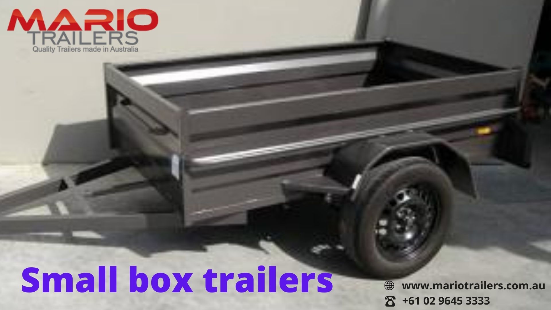 4 Questions Will Make Your Box Trailer Purchase Easy!
