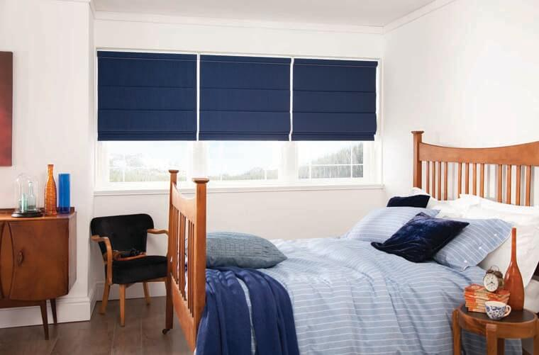 Create a Unique Style With a Roman Blinds