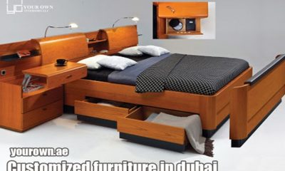 Customized furniture