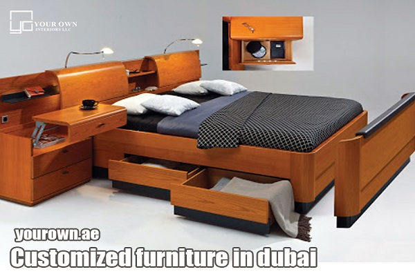 Add Aesthetic Appeal to Your Official Space with Customized Furniture