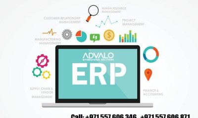 ERP Software service providers in UAE