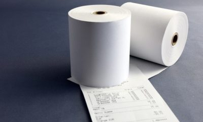 Top Things to Consider When Choosing the Thermal Paper Rolls