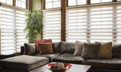 Vertical Blinds For The Holidays