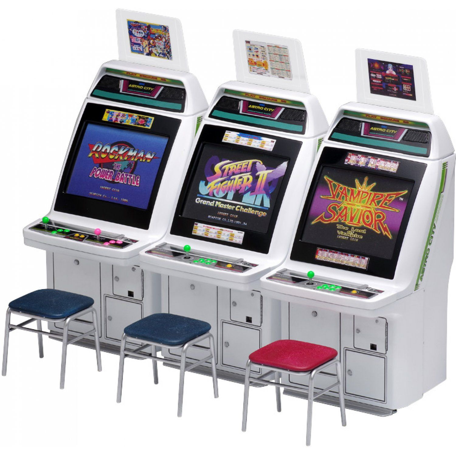 What are Redemption Arcade Game Machines?
