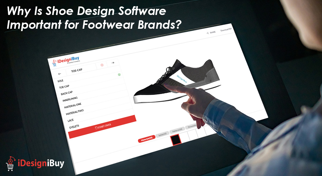 Why is Shoe Design Software Important for Footwear Brands?