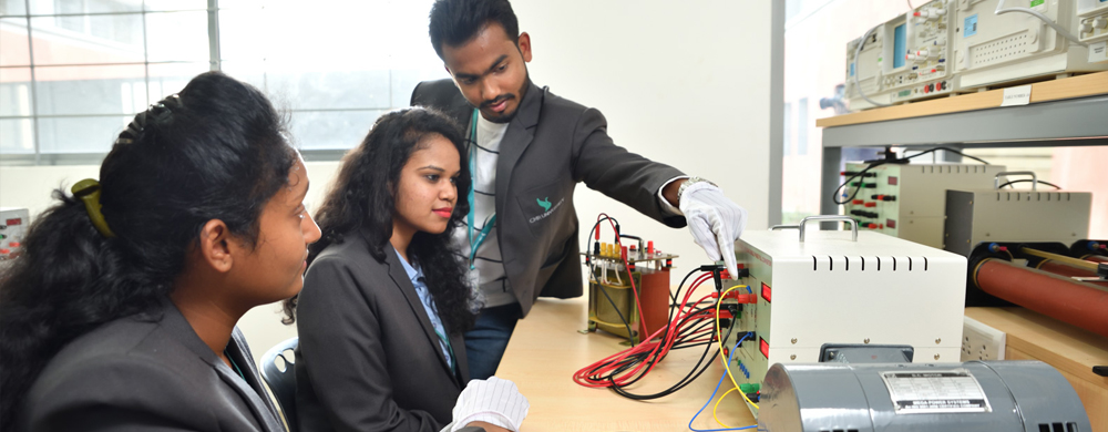 B.tech Electronics and Computer Engineering- The Secret Behind the World we see Today