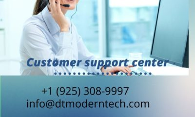 customer support center