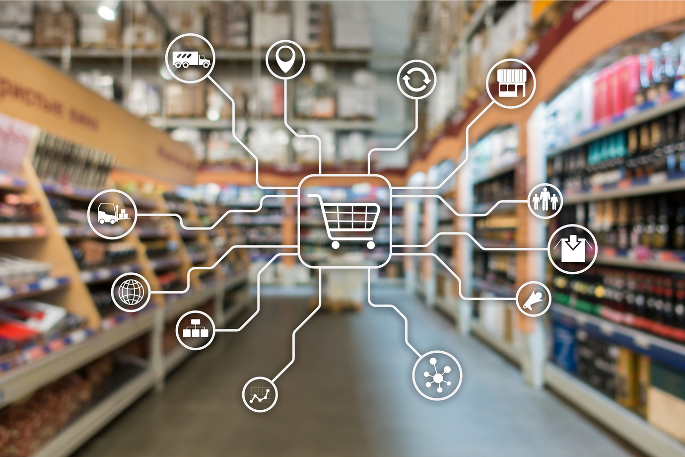 How Do Grocery Stores Keep Track of Inventory?