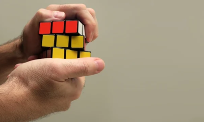How To Solve Rubiks Cube Last Layer