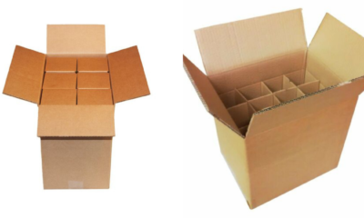 How to Pack Fragile Wine Bottles in the Wine Shipping Boxes for a Move
