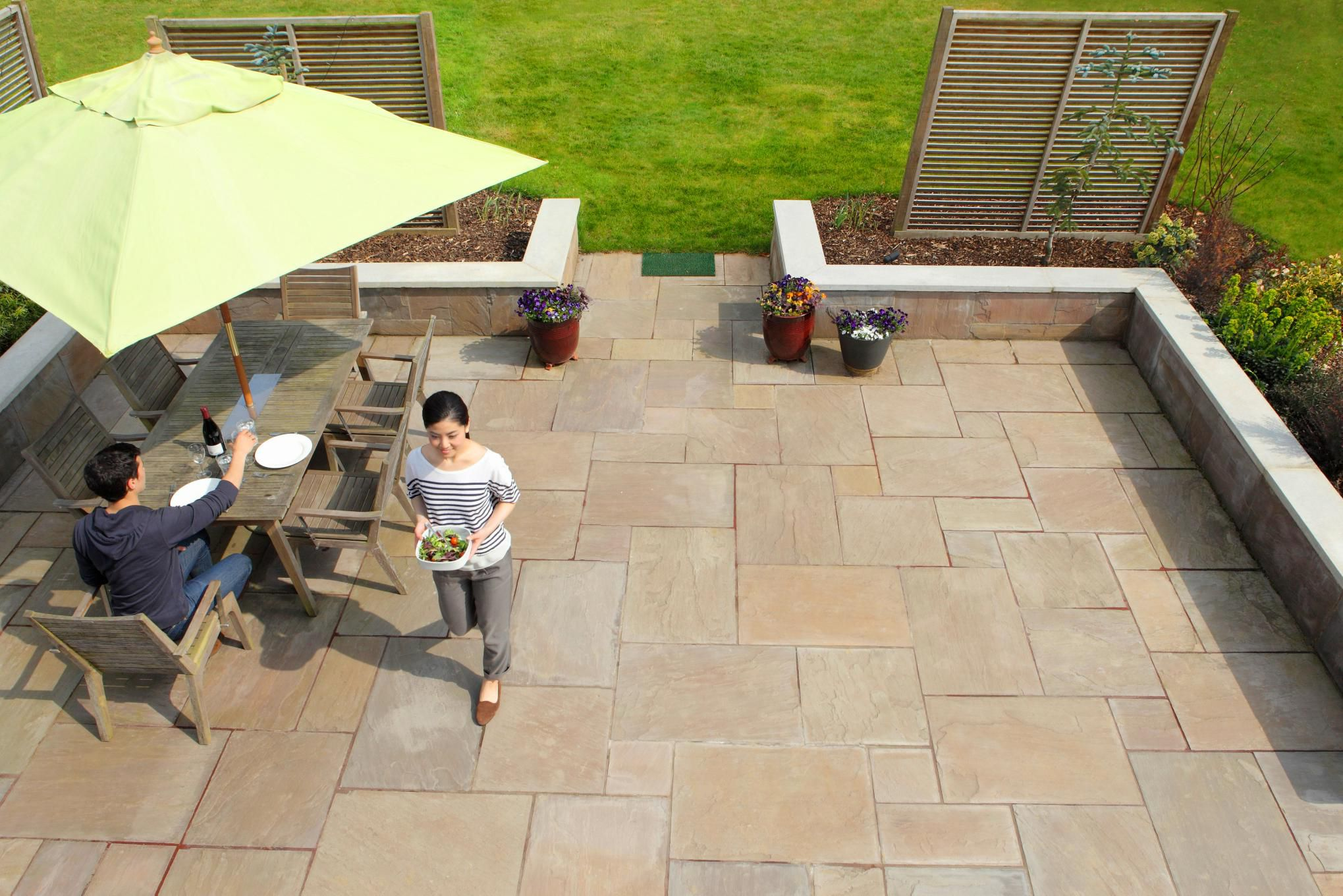 How To Buy Install And Maintain Outdoor Tiles
