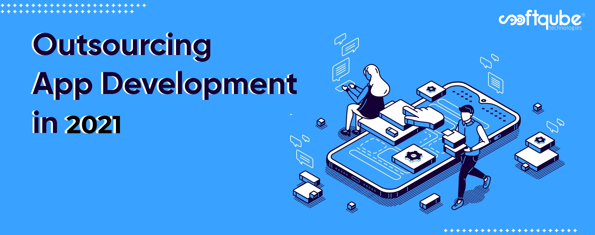 Let Us Know About The Outsource of Mobile App Development In 2021