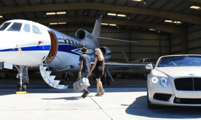 Private Jet Charter Service London