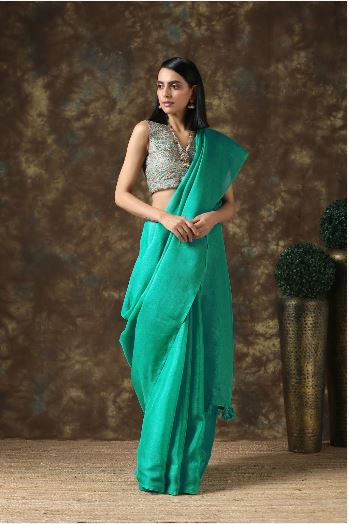 Linen Sarees | 5 Things You Should Know About Them