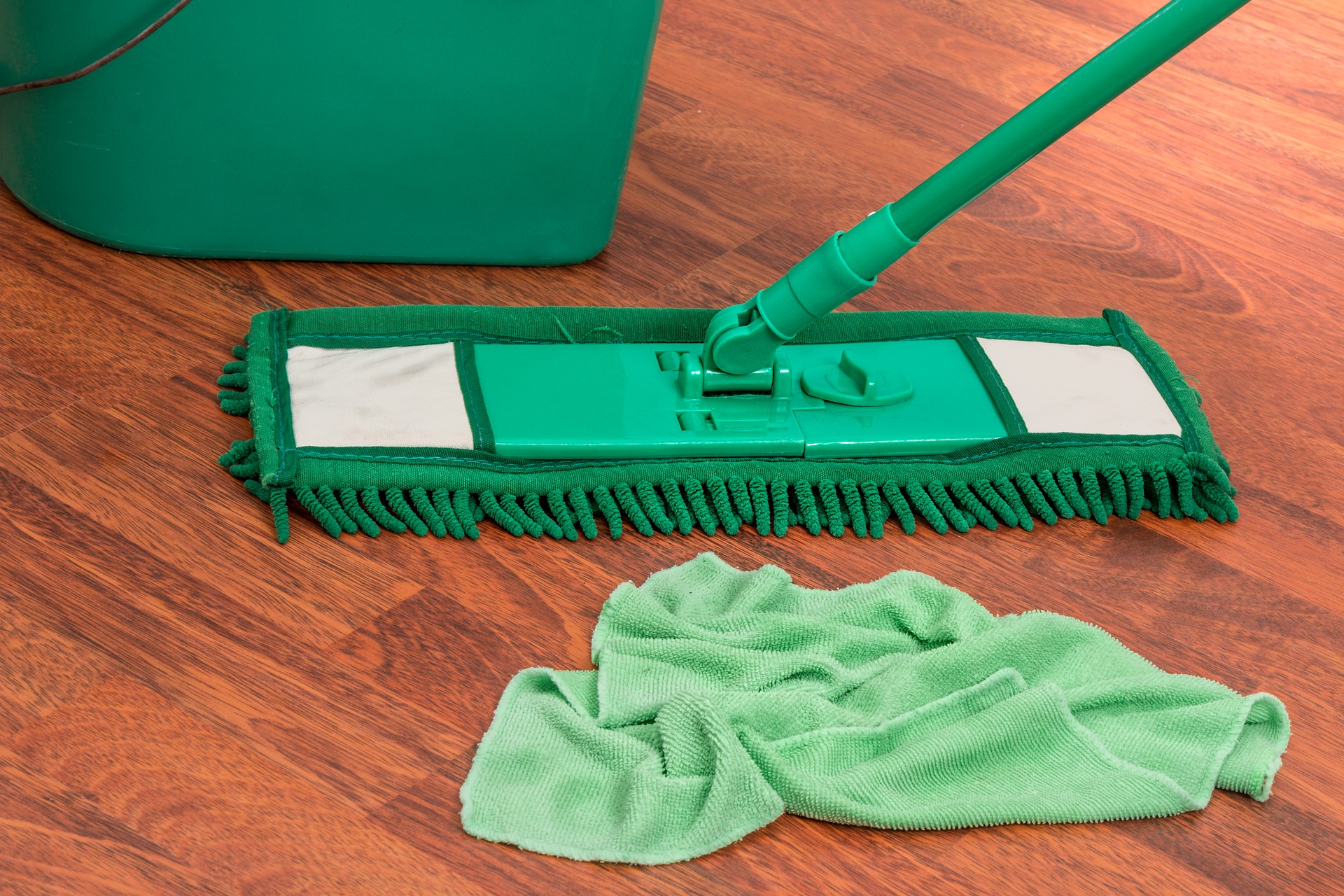 The Basics of Commercial Floor Cleaning