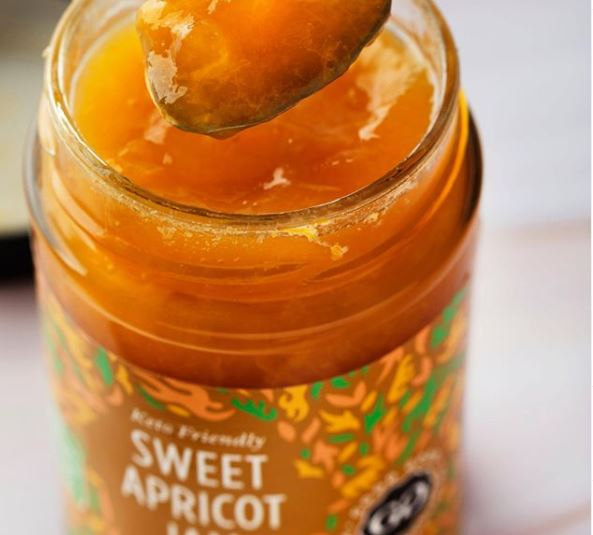 Apricot Jam – The Perfect Snack for Winters