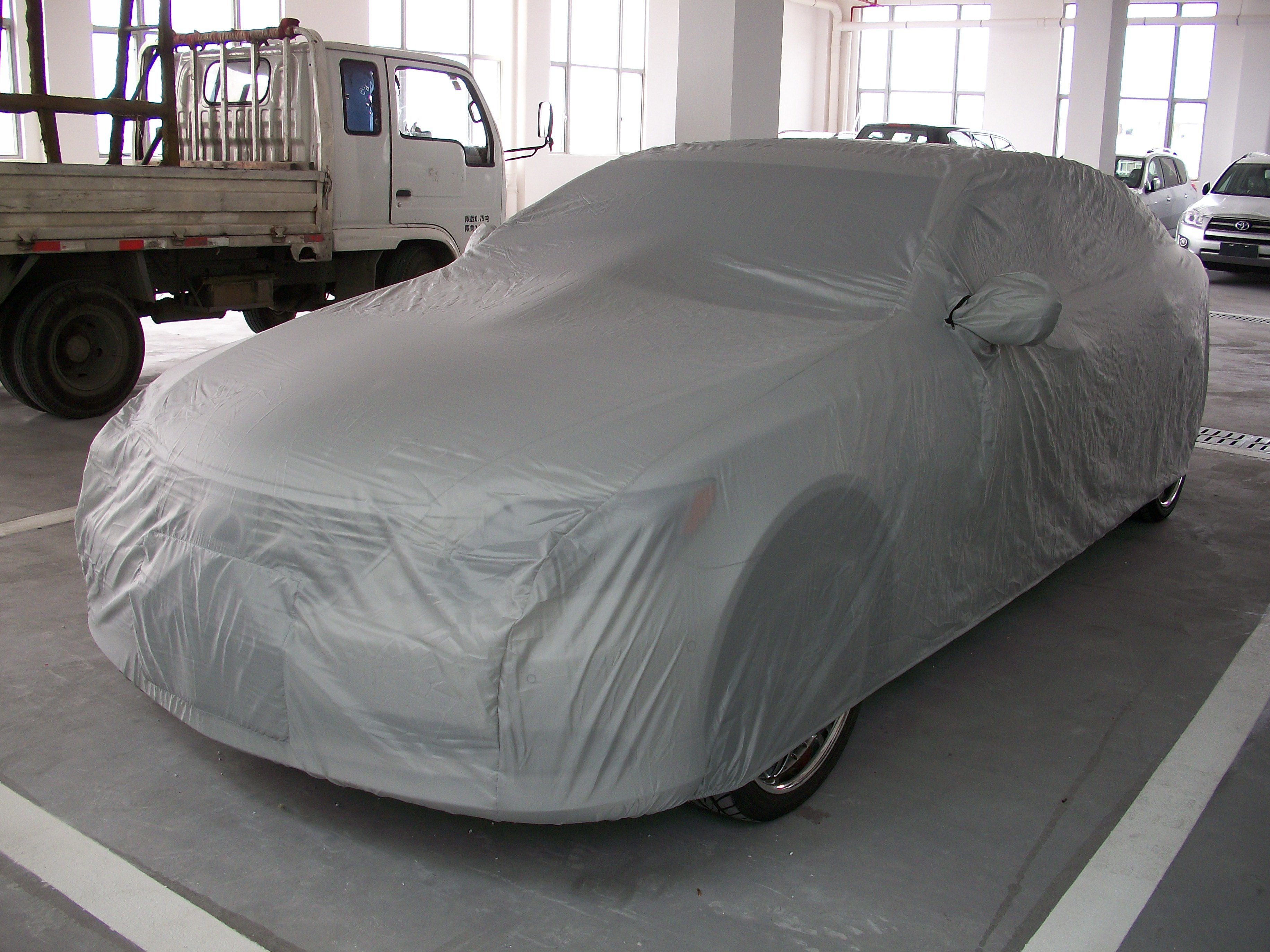 Can Car Covers Scratch or Damage Car Paint?