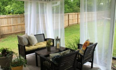 Fabrics for Outdoor Curtains