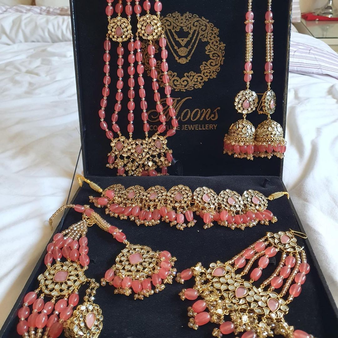 Indian and Pakistani Bridal Jewellery Styles in 2021
