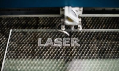 Laser Engravable Material