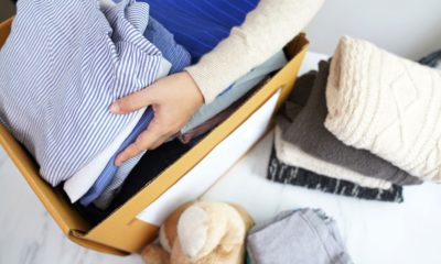 Smart Ways to Pack Your Clothes for Your Upcoming Move