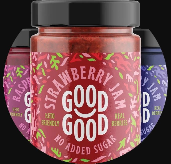 A Review of Goodgood's Strawberry Jam